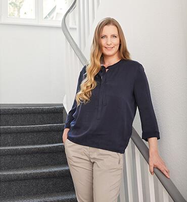 Aileen Wille - below GmbH